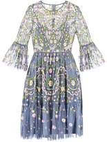 Needle & Thread Cocktail dress / Party dress slate blue