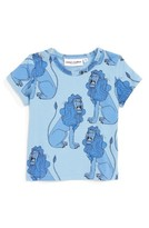 Mini Rodini Infant Boy's Lion T-Shirt