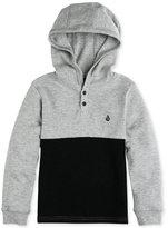 Volcom Murphy Hooded Thermal Shirt, Big Boys (8-20)