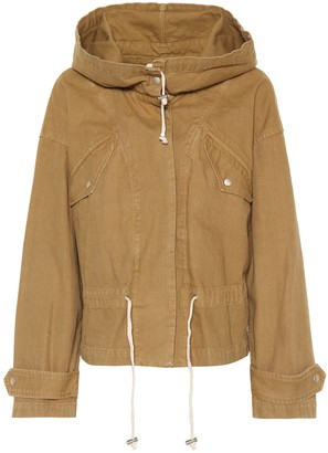 Isabel Marant, ãToile Lagilly cotton jacket