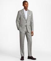 Brooks Brothers Regent Fit Three-Button Plaid 1818 Suit