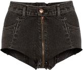 Vetements X Levi's high-cut denim shorts