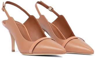 Malone Souliers Marion 70 leather pumps