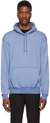 John Elliott Blue Vintage Hoodie