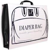 Life in Play Diaper Bag Alternative - The Jacquie, Black