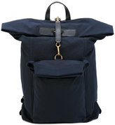 Mismo - large backpack - men - Polyamide/Polyester - One Size