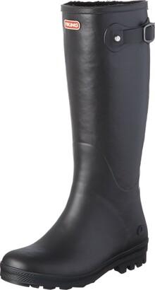 Viking Womens Foxy Winter Long Boots Black Size: 5.5-6