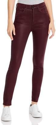 Rag & Bone Nina Coated High-Rise Skinny Jeans