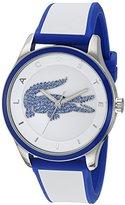Lacoste Women's 'VICTORIA' Quartz Multi Color Casual Watch (Model: 2000928)