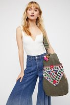 Tricia Fix Beaded Knapsack by at Free People