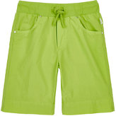 Il Gufo COTTON-BLEND BERMUDA SHORTS