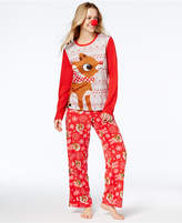 Briefly Stated Women's Rudolph Pajama Set