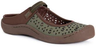 Muk Luks Womens Justine Slip-On Shoe Round Toe
