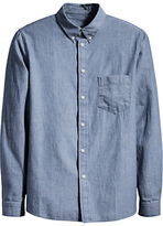 Levi's Made & Crafted Mikutex Chambray Shirt, Mid Wash