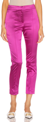 Veronica Beard Lago Pant in Pink | FWRD