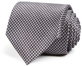 The Men's Store at Bloomingdale's Circle Link Solid Classic Tie