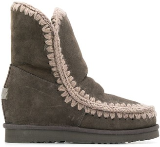 Mou Cha Eskimo boots