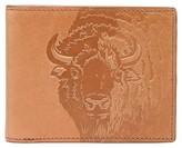Fossil Men's Luke Leather Bifold Wallet - Brown