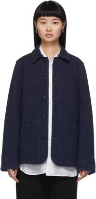 Blue Blue Japan Indigo Sashiko Denim Jacket
