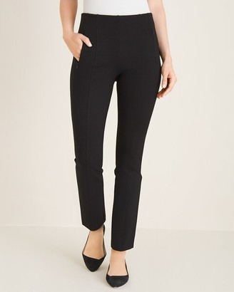 So Slimming Juliet Seamed Ankle Pants