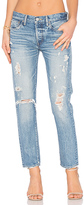 Moussy Aberdeen Distressed Skinny.