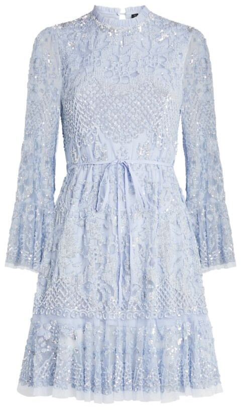 Thumbnail for your product : Needle & Thread Snowdrop Mini Dress