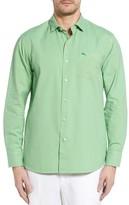 Tommy Bahama Men's Big & Tall Island Twill Sport Shirt