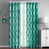 INTELLIGENT DESIGN Adisa Grommet-Top Curtain Panel