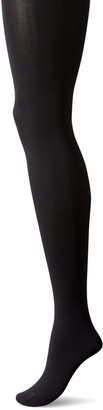 Yummie by Heather Thomson Yummie Women's Tights Thermo Opaque - Black Small