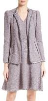 Rebecca Taylor Women's Stretch Tweed Jacket
