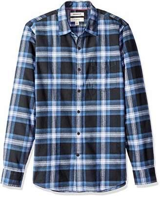 Goodthreads Slim-fit Long-sleeve Brushed Flannel Shirt, (EU M)
