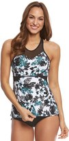 Beach House Sport Women's Standout Tropical Tully Tankini Top 8153155