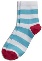 Jockey Womens Wide Stripe Quarter
