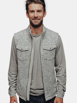 The Normal Brand Lincoln Fleece Vest