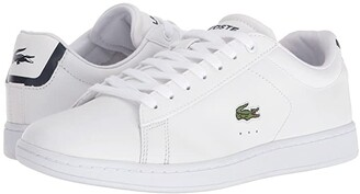 Lacoste Carnaby EVO BL 1 (Navy) Women's Shoes