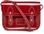 The Cambridge Satchel Company Women's Tiny Satchel - Red Patent