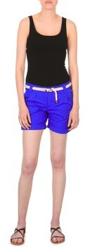 Franklin & Marshall Franklin Marshall CALOUNDRA women's Shorts in Blue