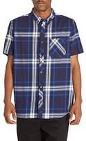 Element Men's Buffalo Short Sleeve Woven Shirt