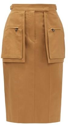 Max Mara Bosso Skirt - Womens - Tan