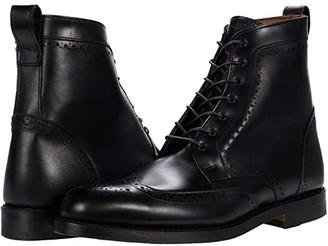 Allen Edmonds Dalton (Black) Men's Dress Lace-up Boots