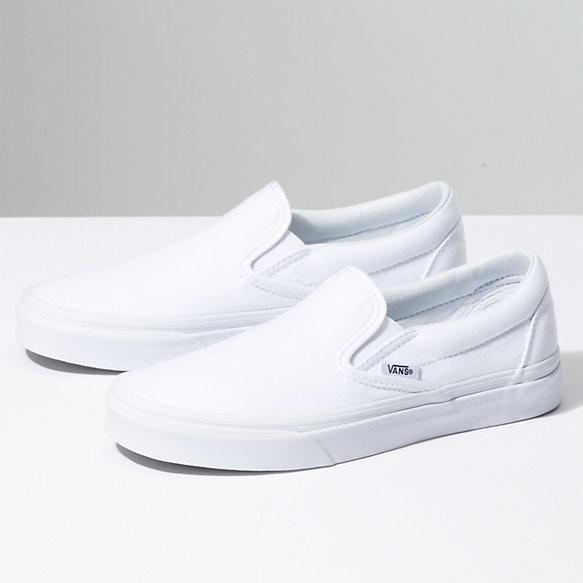 Vans White Men's Casual Shoes | Shop