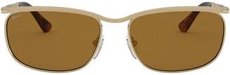 Persol Unisex 0Po2458s 49Mm Polarized Sunglasses