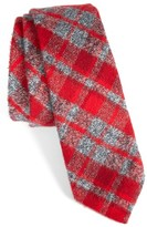 Alexander Olch Men's Plaid Cotton Tie