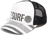Rip Curl Women's Del Sol Trucker Hat - Black