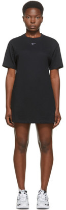 Nike Black Sportswear Essential Dress
