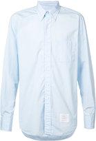 Thom Browne button-down shirt - men - Cotton - 3