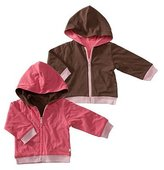 Baby Soy Year Round Reversible Hoodie - Blossom - 12-24 months