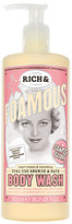 Soap & Glory Rich & Foamous Dual-Use Shower & Bath Body Wash Almond, Oats & Brown Sugar