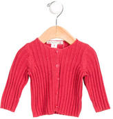 Bonpoint Girls' Knit Button-Up Cardigan