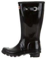 Hunter Kids' Knee-High Rain Boots